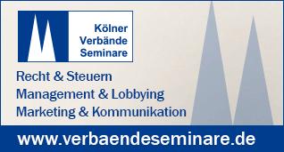 Kölner Verbände Seminare